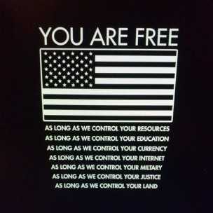 you are freee